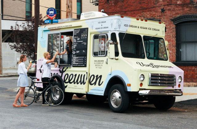 뉴욕의 명물 아이스크림 트럭 벤 루엔 의 썸네일 이미지