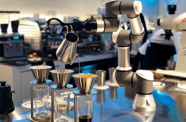 로봇 레스토랑의 썸네일 이미지