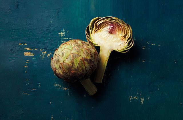 귀족 채소 아티초크의 썸네일 이미지
