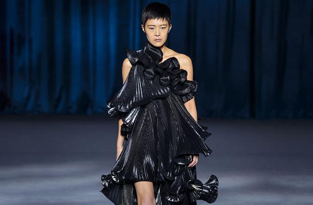 모델 정소현의  패션위크 에필로그 의 썸네일 이미지