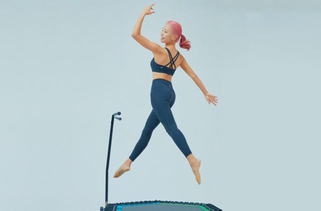 뛰어서 코어 잡는 점핑 피트니스의 썸네일 이미지