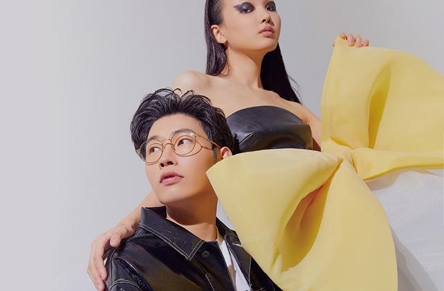 패션계의 슈퍼 루키, 디자이너 김인태의 썸네일 이미지